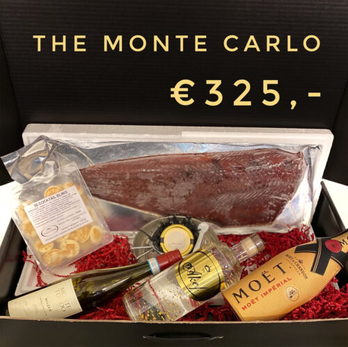 Giftbox The Monte Carlo