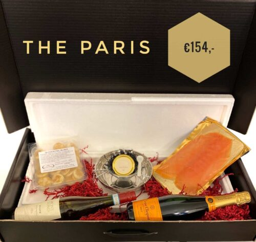 The Paris giftbox